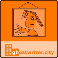 Ghostwriter Kunst und Design