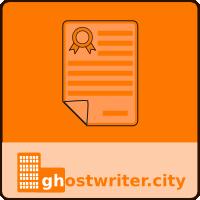 Ghostwriter Masterarbeit